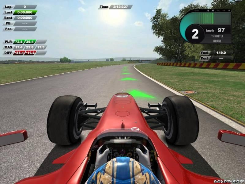 Оригинальное название: Ferrari Virtual Academy Жанр: симуляторы Год выпуска